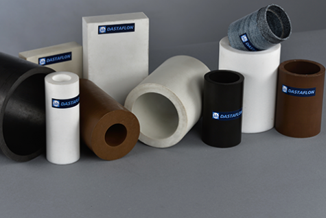 Our own manufacture of PTFE semi-finished products